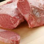 国産和牛のフィレ肉